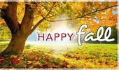 Happy fall from Benham Insurance